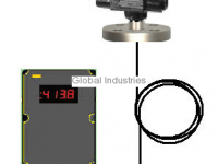 Differential Level Indicator Cum Controller