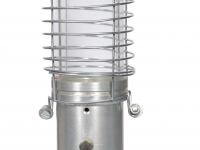 Constant Level Oiler with Glass Dome & Cage