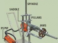 HYDRAULIC PULLER/PUSHER
